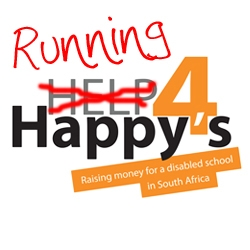 Running for happys
